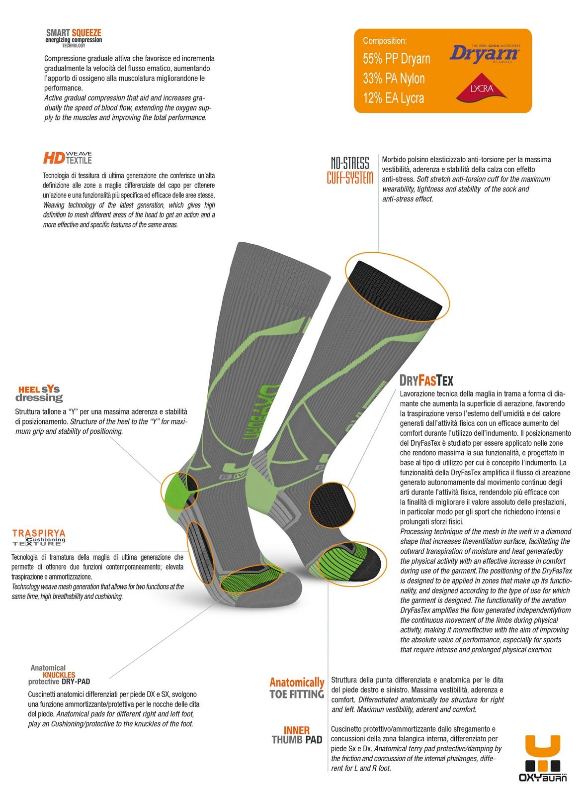 gadget calza tecnica