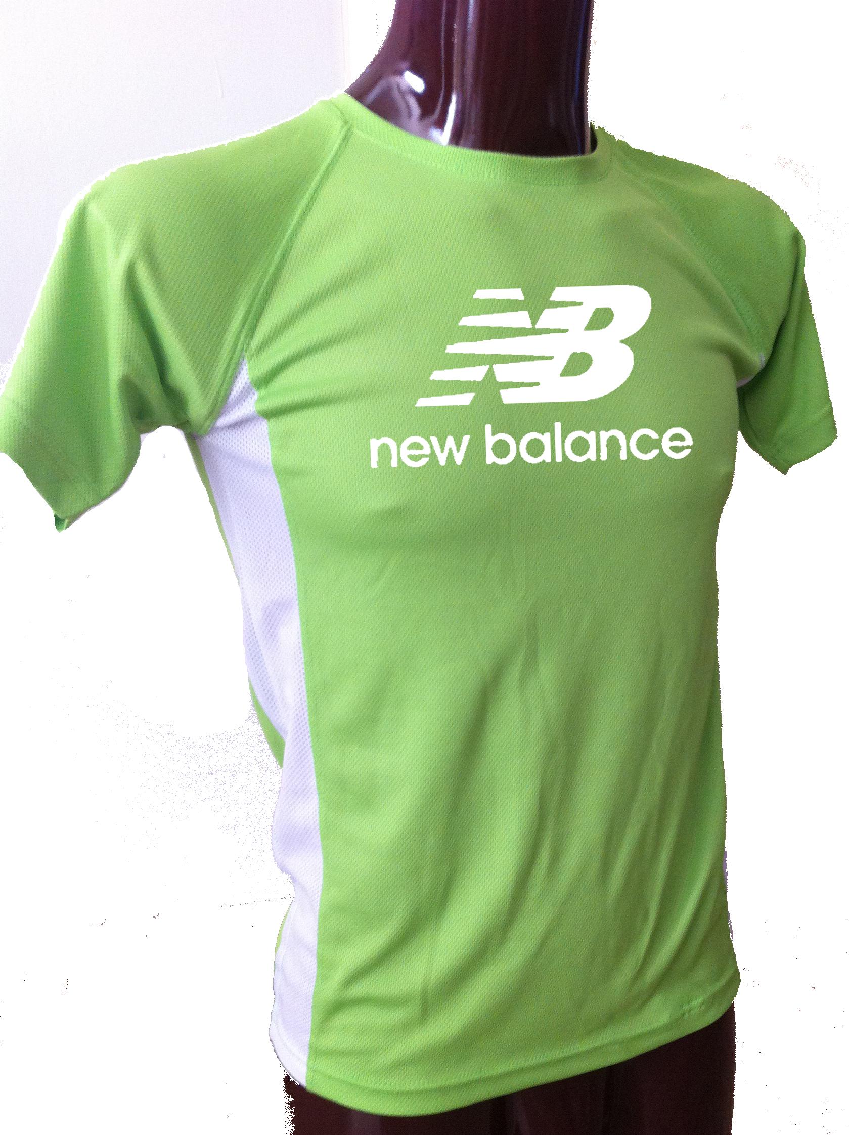 new balance maglia